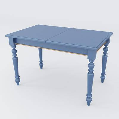 桌子, 美式简约, 地中海, 田园