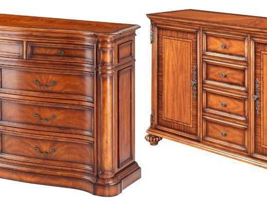 新古典装饰柜, 装饰柜