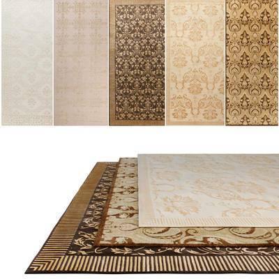 地毯, 毛毯