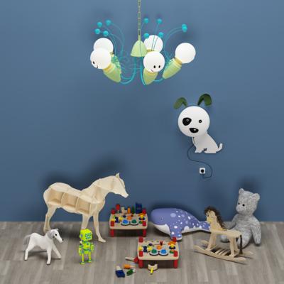 儿童玩具, 摆件, 娃娃