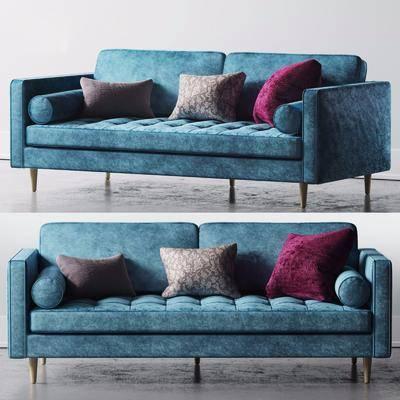 多人沙發, 沙發組合, 雙人沙發
