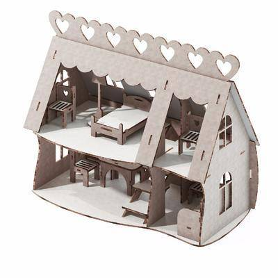 儿童小屋, 现代