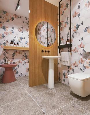 卫浴, 洗浴组合, 卫浴组合, 卫生间