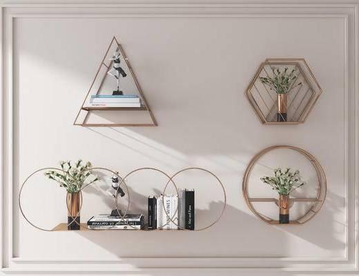 挂件, 墙饰, 装饰品, 架子, 盆栽, 植物