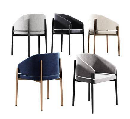 單人椅組合, 現代