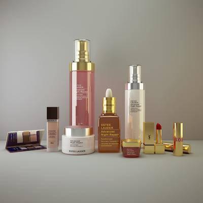 化妆品, 香水, 现代