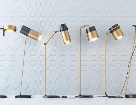 落地灯, 灯具, 灯饰