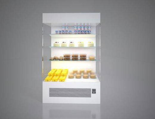 冰柜, 现代冰柜, 立式冰柜, 现代