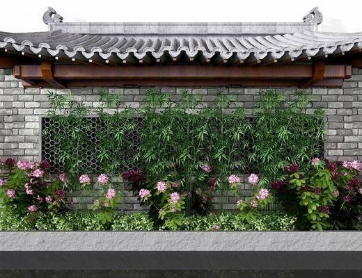 中式古建, 古建筑, 馬頭墻