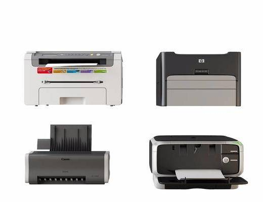 复印机, 现代