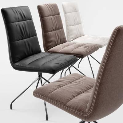 现代休闲办公沙发椅