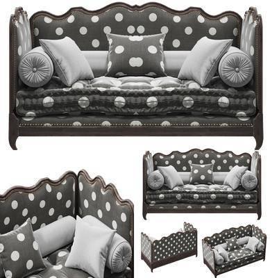 沙发椅, 儿童床, 抱枕