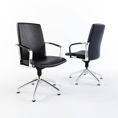 单人椅, 办公椅, 现代