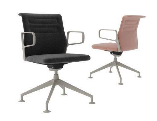 现代, 简约, 办公椅, 商务椅
