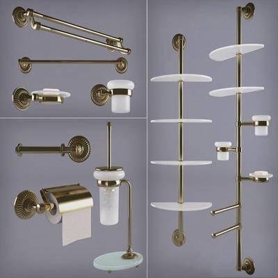 卫浴架, 现代