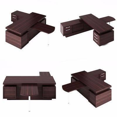 办公桌, 桌子, 中式