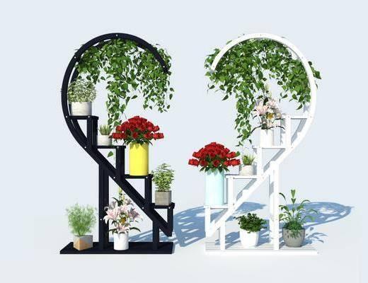 花草, 植物, 花圃