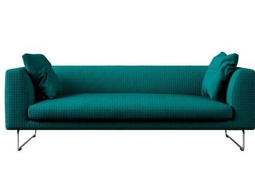 雙人沙發, 沙發, 現代沙發