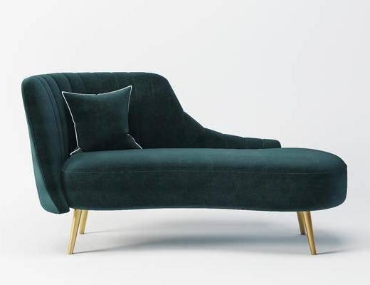 贵妃椅, 单人沙发, 休闲椅