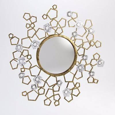 现代装饰镜, 镜子, 现代