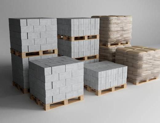 现代建筑材料, 水泥砖