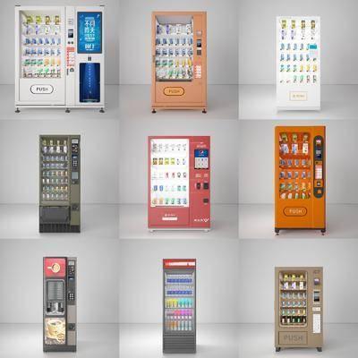 展示柜, 设备