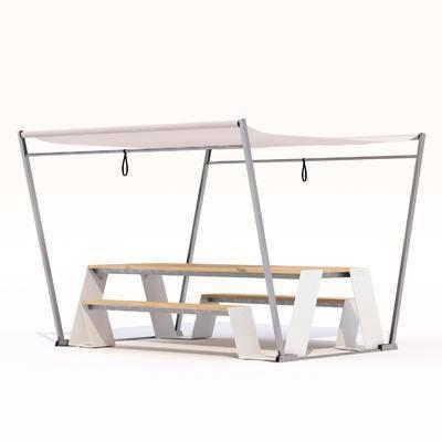 户外椅, 单椅