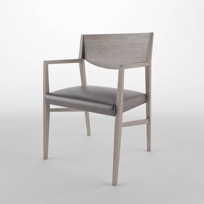 北欧简约, 椅子, 实木椅, 北欧椅