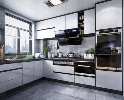 厨房橱柜, 厨房电器, 厨房用品, 蒸箱烤箱, 油烟机灶具, 集成吊顶, 厨具组合, 洗手台组合, 现代