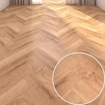 木地板, 哑光木地板