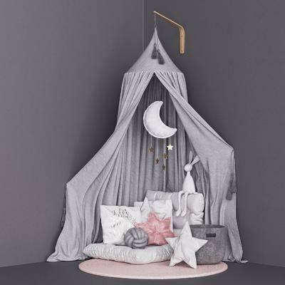 帐篷, 儿童用品, 单人床, 玩具