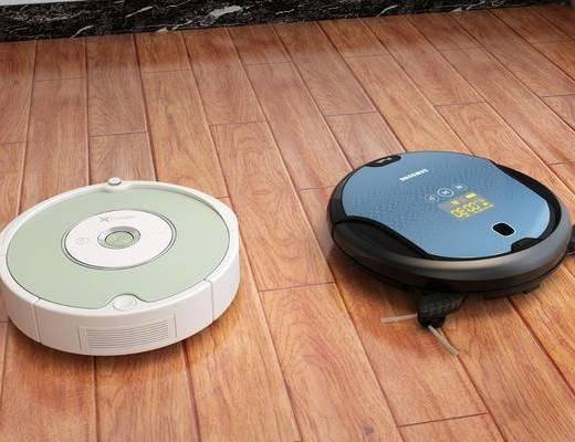 现代扫地机器人, 吸尘器