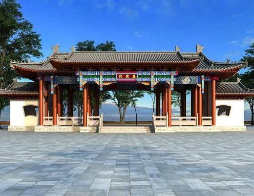 中式, 古建