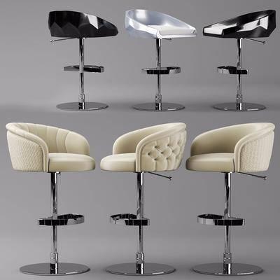 吧椅, 现代