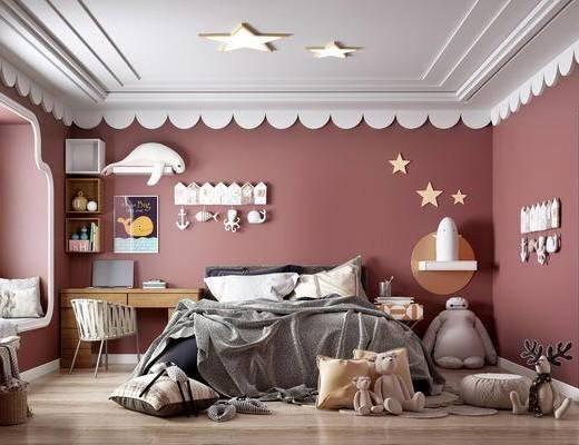 兒童房, 臥室