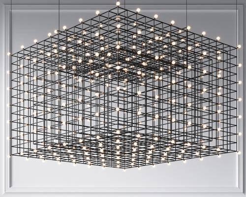 现代吊灯, 创意吊灯, 大厅吊灯