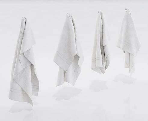 毛巾组合, 现代