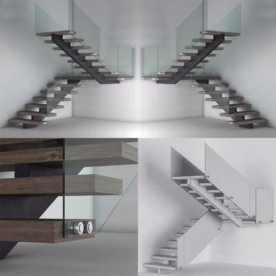 现代楼梯, 楼梯