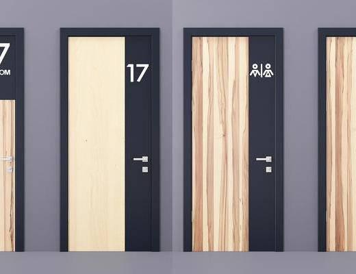 门, 北欧门, 简约门, 办公室门