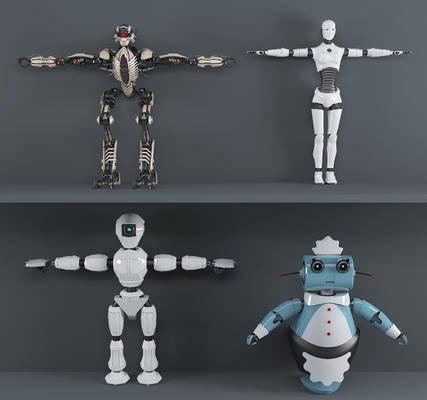 机器人, 工业机器人