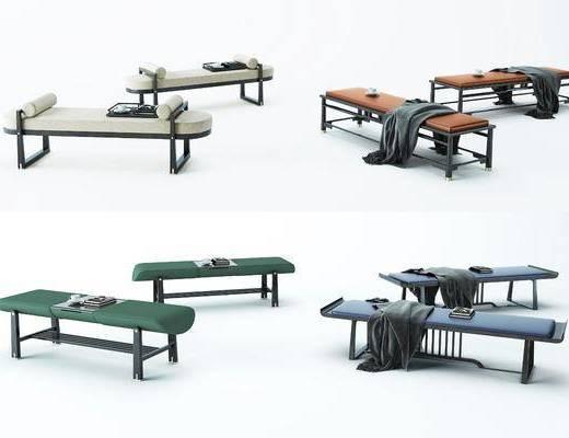 沙發腳踏, 床尾踏, 換鞋凳