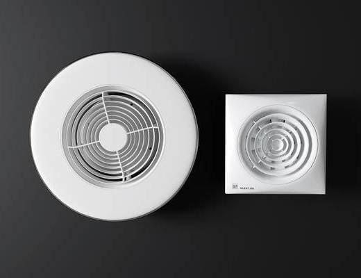 厨房电器, 排气扇