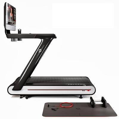 健身器材, 跑步机, 现代