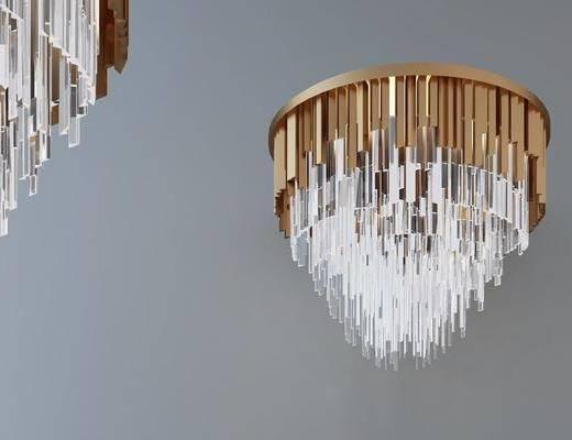 吊燈, 水晶燈, 吊燈組合, 燈具
