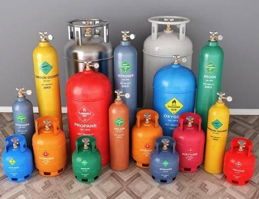 工业设备, 煤气罐