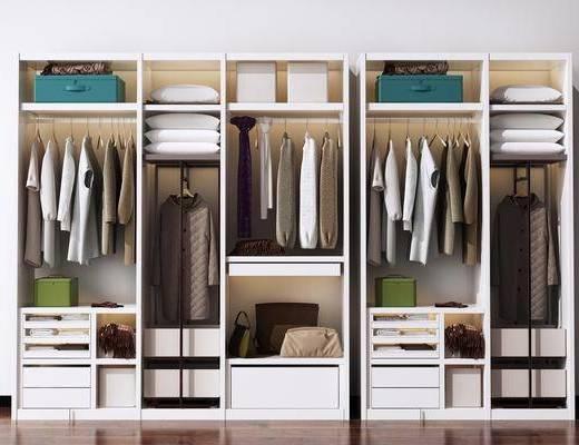 現代衣柜, 衣柜, 裝飾柜, 衣櫥