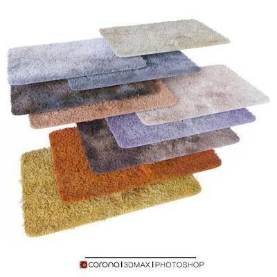 现代地毯, 现代, 地毯