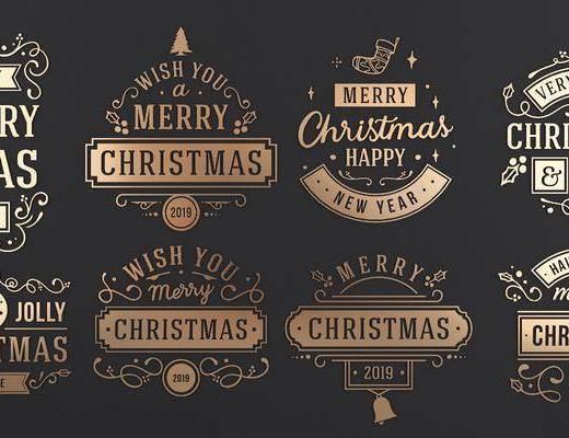 墙饰, 现代挂件, 挂件, 圣诞节, 装饰品, 现代