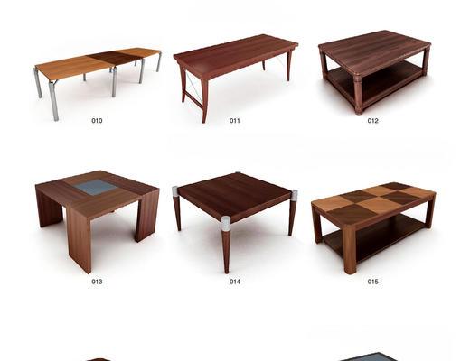 桌子, 会议桌, 办公桌, Evermotion, Archmodels, EV