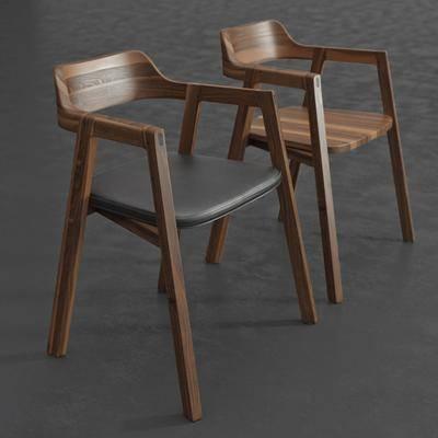 椅子, 休閑椅, 餐椅, 單椅, 現代